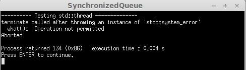 LinuxAbort1