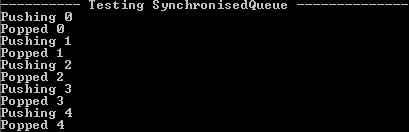 SynchronizedQueueOutput