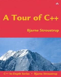 A Tour of C++