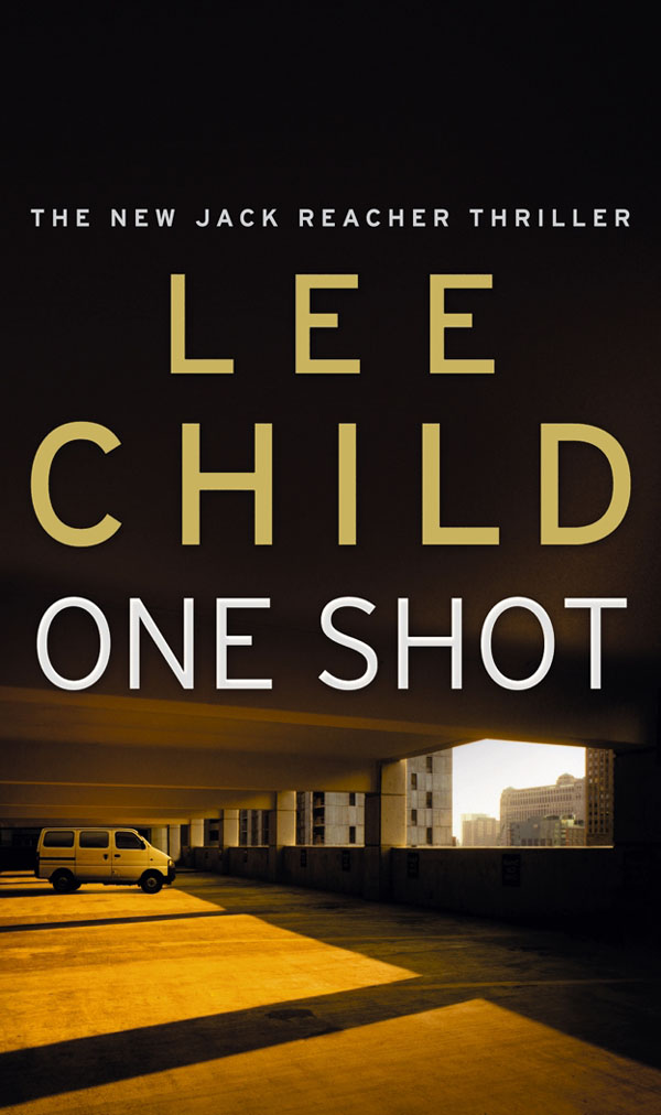 book review one shot lee child musingstudio