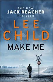 Make Me, Lee Child