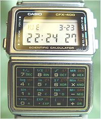 CasioCalculatorWatch