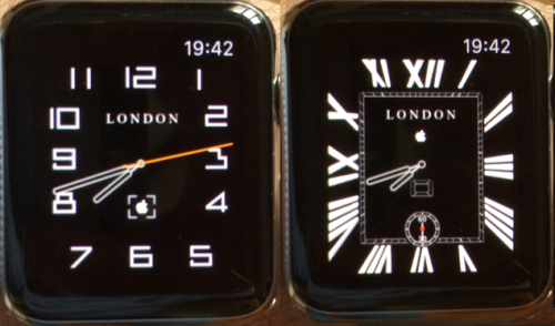 Watch Face App