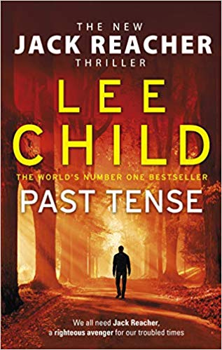 Book Review Past Tense Lee Child Musingstudio